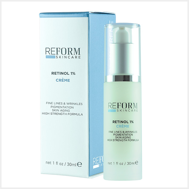retinol 1 creme reform skincare. Black Bedroom Furniture Sets. Home Design Ideas