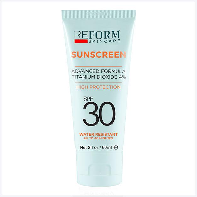 reform skincare senscreen
